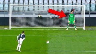 Funny Penalty Kicks in Football, try not to laugh