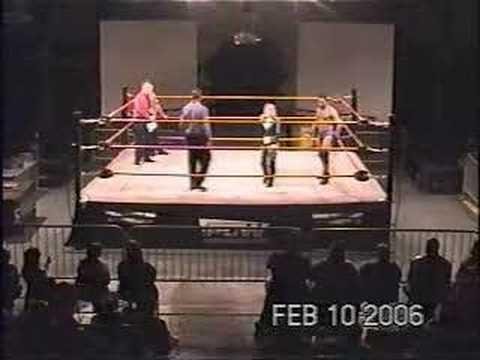 Ashton Cage vs. BJ Turner pt. 1