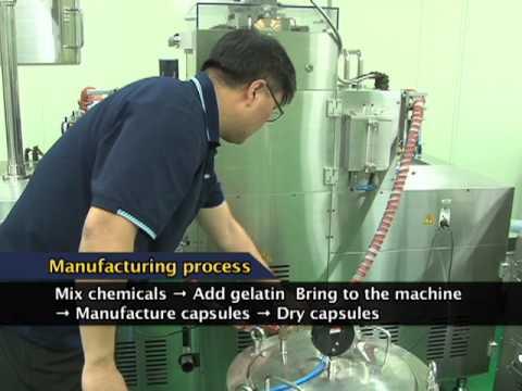 Soft Capsule Machine, Softgel, Encapsulation