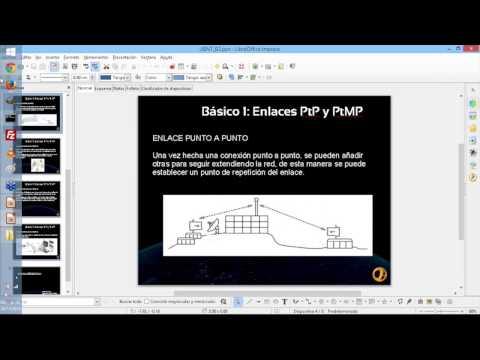 Ubiquiti Networks - Webinar: Enlace Punto a Punto (PtP) con airMax