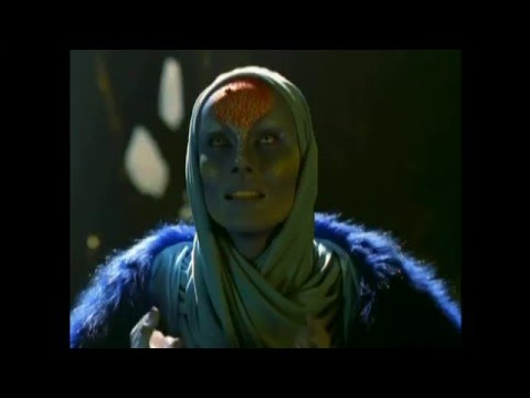 Virginia Hey - Reel Two - Zhaan scenes