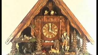 7 7794 01 P Cuckoo Clock Of The Year 2008