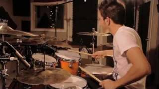 "Nicki Minaj - ""Super Bass"" Drum Cover by Kyle Jordan Mueller"
