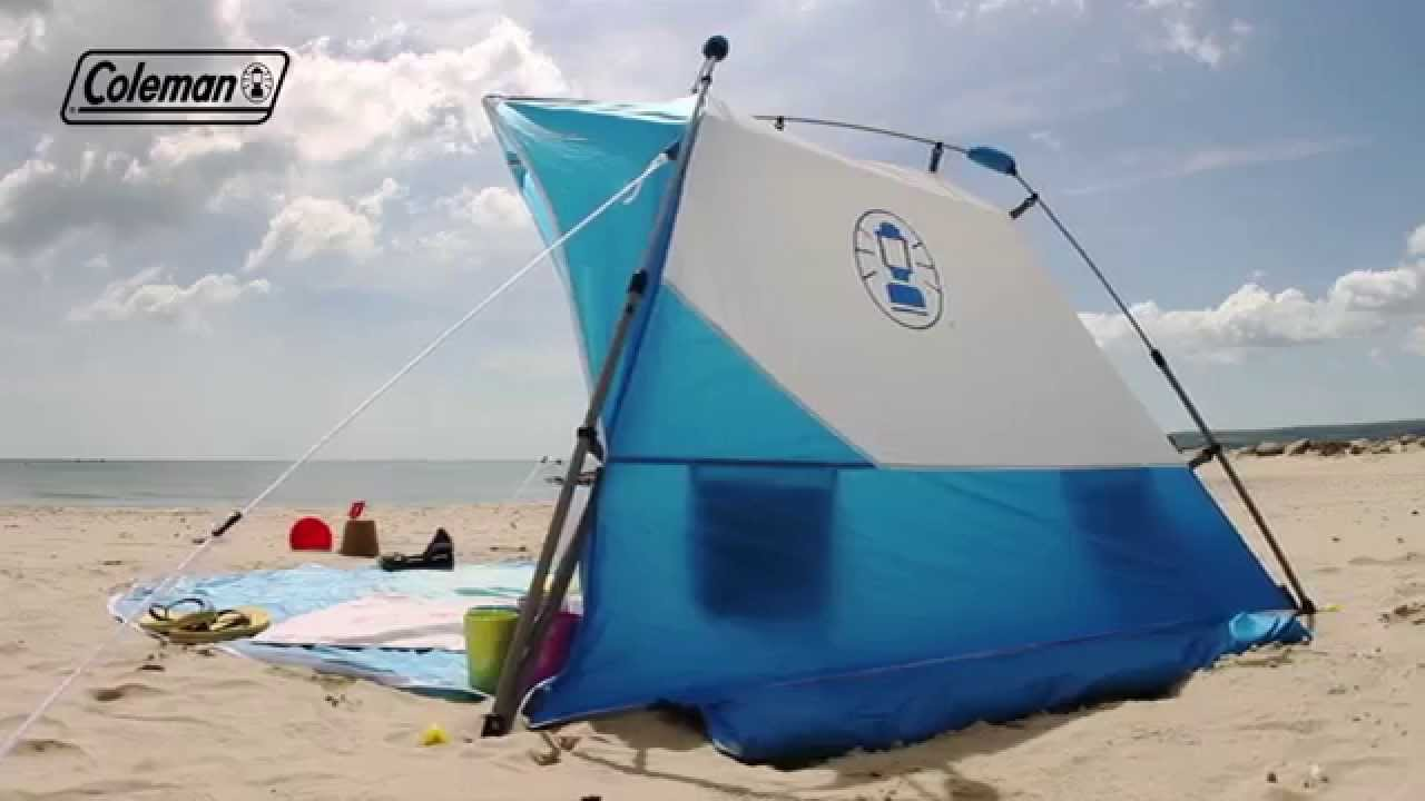 Pop Up Sun Shelter Canada Coleman Instant Sundome