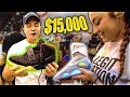 CHRISTMAS SHOPPING FOR MOST EXPENSIVE SNEAKERS EVER MADE!!