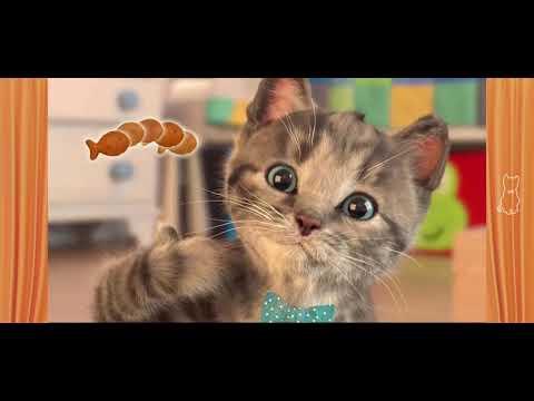 Little Kitten Preschool Adventure Kids Game - Play Pet Animal Care In School Kids Learning Games #86
