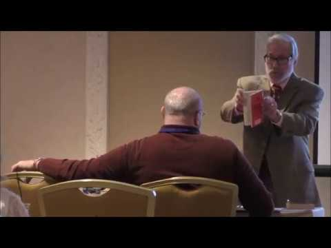 PTSD illustrated by Mentalism 2018 with Enigmatist Dr. David E. Goldman