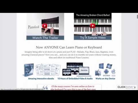 Best Online Piano Lessons | Top 4 Websites in 2019