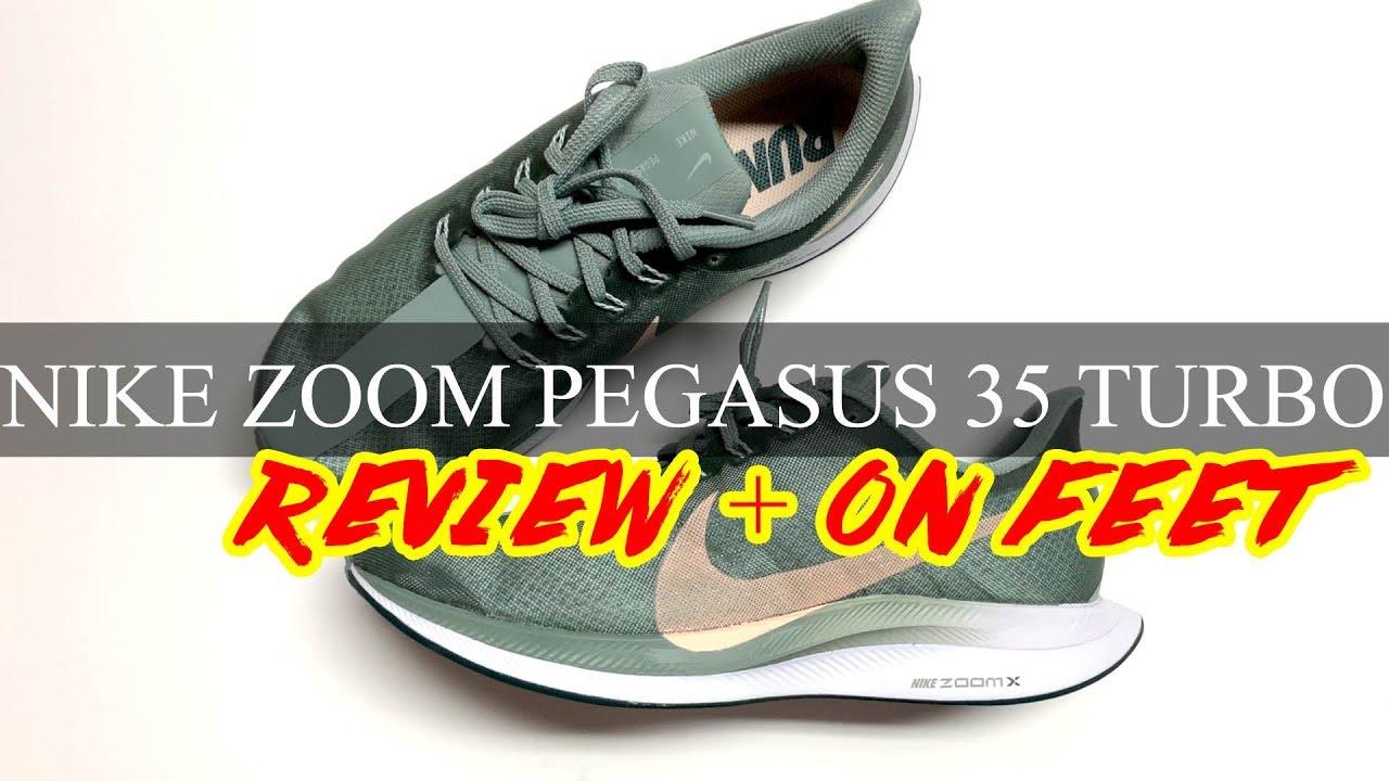 Nike Zoom PEGASUS 35 Turbo   Review