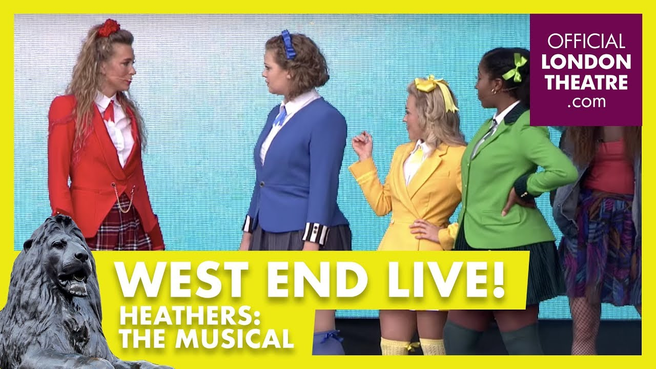 West End LIVE 2018: Heathers the Musical