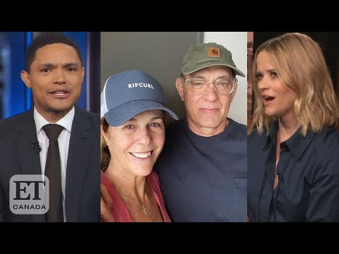 Reaction To Tom Hanks and Rita Wilson's Coronavirus Diagnosis