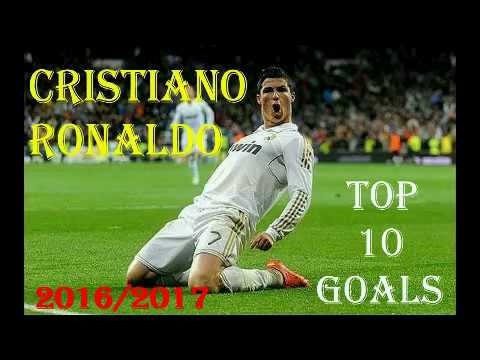 Cristiano Ronaldo * Top 10 Goals / In The Football Carier / Rialmadrid Most Superstar / HD