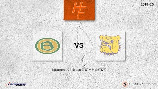 Male (KY) vs Briarcrest (TN)