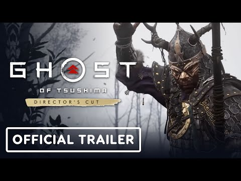 Ghost of Tsushima Director's Cut - Official PS5 Announcement Trailer