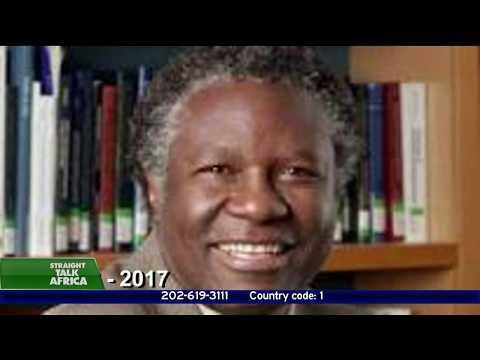 Straight Talk Africa Celestus Juma Obituary Harvard Professor from Africa Dies