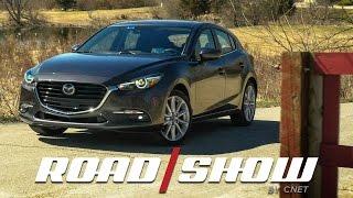 2017 Mazda3 Hatchback Brings Small Improvements To An Older Design