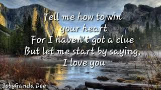 Lionel Richie - Hello (Lyrics)