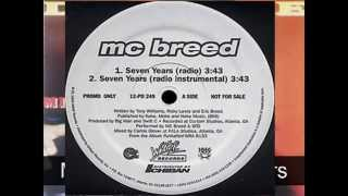 MC Breed - Seven Years (Dub instrumental)