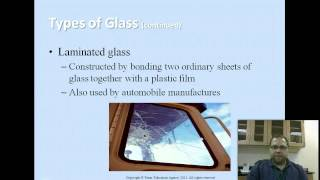 Unit 6.1 Glass Analysis