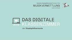 "Livestream: Digitales Klassenzimmer, Folge 1 vom 14. Mai 2020, ""Der Kontrabass"""