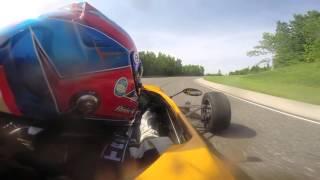 One lap at Calabogie Motorsports Park