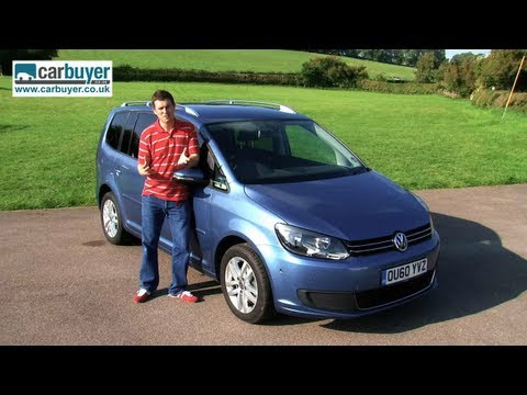 Volkswagen Touran MPV review - Carbuyer - YouTube