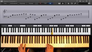 Ibrahim Maalouf - True Sorry (Piano cover/tutorial with live visuals & sheet music).mp3