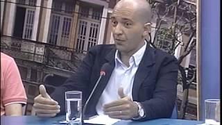 MESA DE DEBATES 19 10 FEIRA DO TÉCNICO COLÉGIO PIO XII   PROJETO EIS A QUESTÃO UFJF