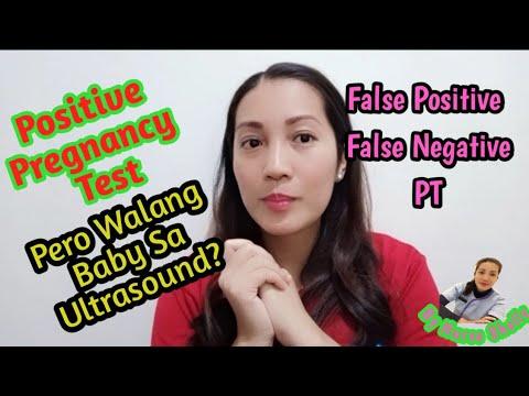 False Positive & False Negative Pregnancy Test