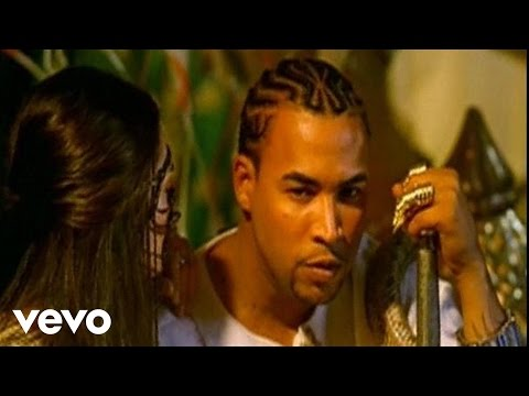 video y letra de salio el sol de don omar: