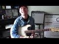Stick Figure - Sound of the Sea - Guitar Lesson
