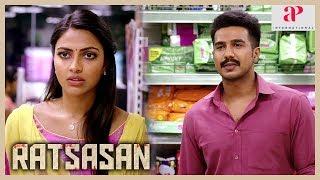 Ratsasan Tamil Movie Comedy | Vishnu Vishal shares his suspicions | Amala Paul | Ramdoss