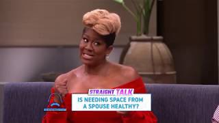 Straight Talk: How Connected Should Couples Be?