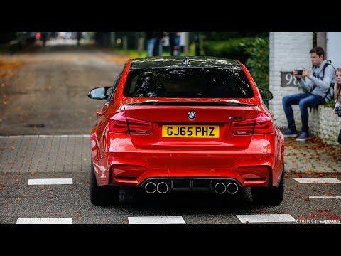 LOUD BMW M3 F80 W/ Remus Exhaust - Revs & Accelerations !