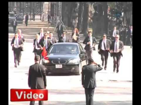 Turkey Prime Minister Recep Tayyip Erdogan Security