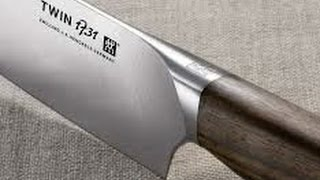 How a ZWILLING J.A. HENCKELS Knife is made! - BRANDMADE.TV