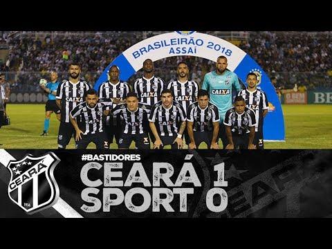 #Bastidores: Ceará 1 x 0 Sport