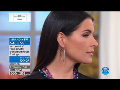 HSN | Real Collectibles by Adrienne Jewelry Anniversary 09.06.2017 - 11 AM