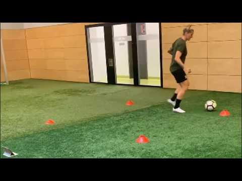 Schulterblick Tutorial - Soccerkinetics Trainingspaket