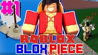 NEW ONE PIECE GAME! Best One Yet?!? | Roblox: Blox Piece (One Piece) - Episode 1