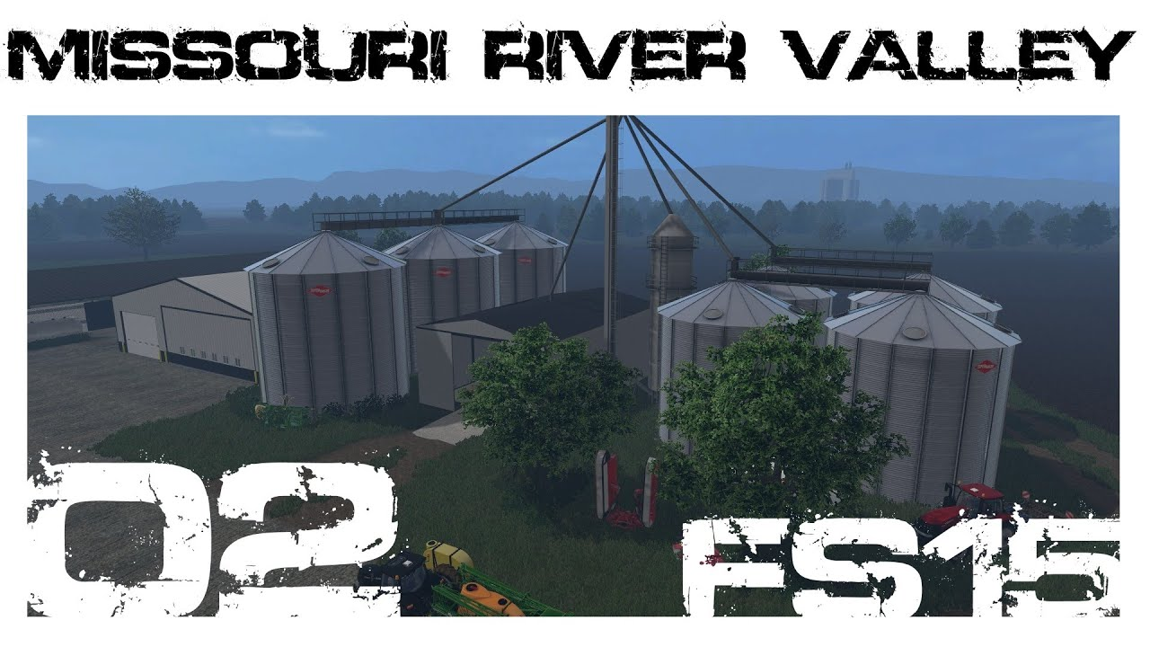 Fs15 missouri river valley ep02 youtube fs15 missouri river valley ep02 publicscrutiny Gallery