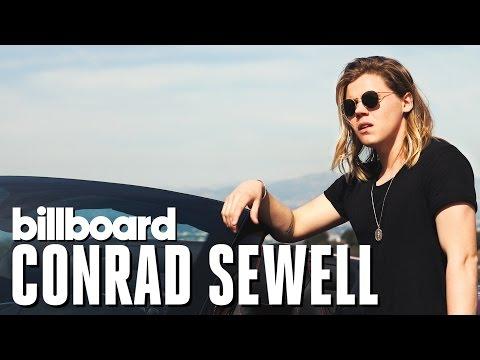 Conrad Sewell | Carpooling in Ferrari California T with Australian pop singer