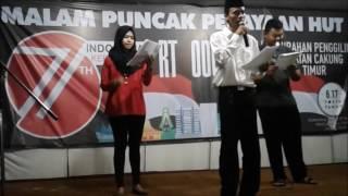 Video Puisi Berantai antara Pecinta, Pejuang, dan Penjual Telur download MP3, 3GP, MP4, WEBM, AVI, FLV April 2018
