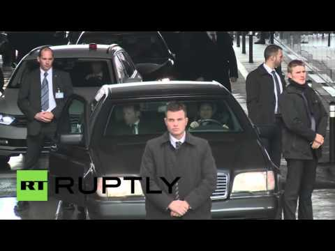 Switzerland: Lavrov arrives in Zurich for Syria, Ukraine talks with Kerry