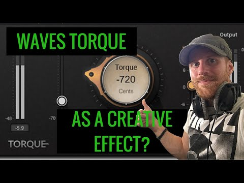Waves Torque - As a Creative Effect?