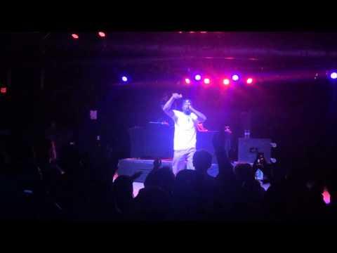 Jay Rock ft Kendrick Lamar - Easy Bake - LIVE [HD] @ Baltimore SoundStage 11.22.2015