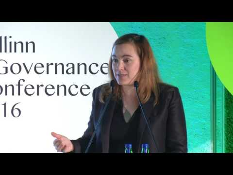Axelle Lemaire, Minister of State for Digital Affairs, France