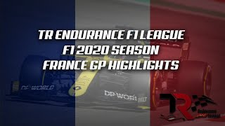 TR Endurance F1 League | France GP [Emre Ozturk Highlights]