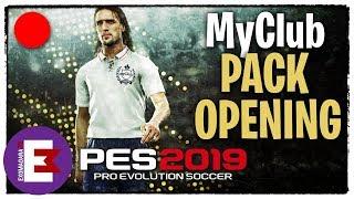 🔴 PES 2019 - LIVE MYCLUB PACK OPENING DU JEUDI