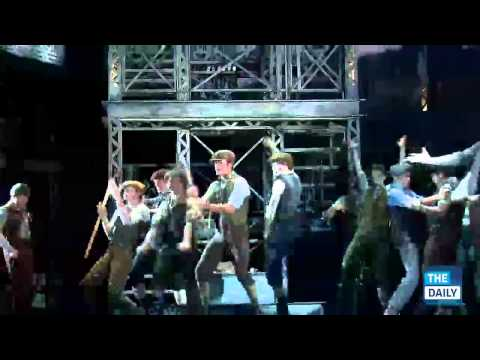 The Story Behind Newsies: The Musical
